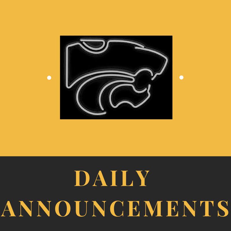 cougar news logo