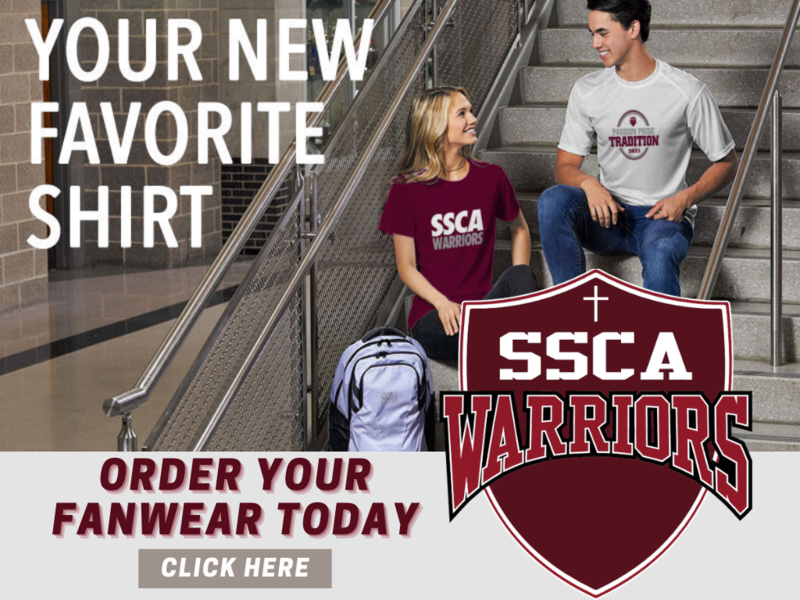 Order your fanwear today!