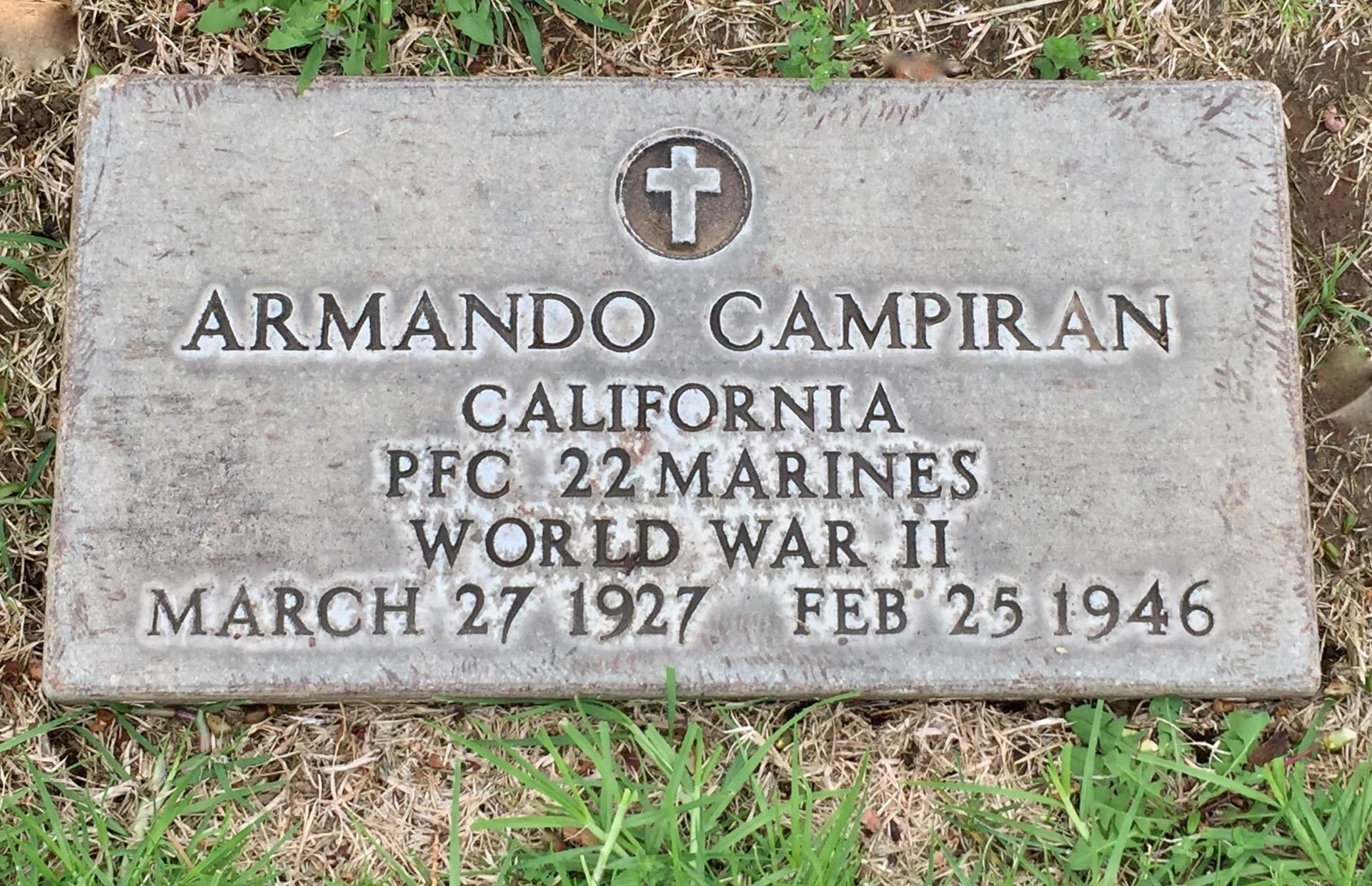 Armando Campiran Grave
