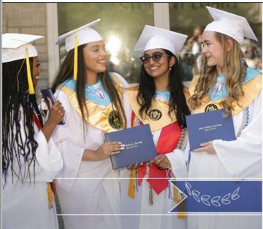 4 graduates