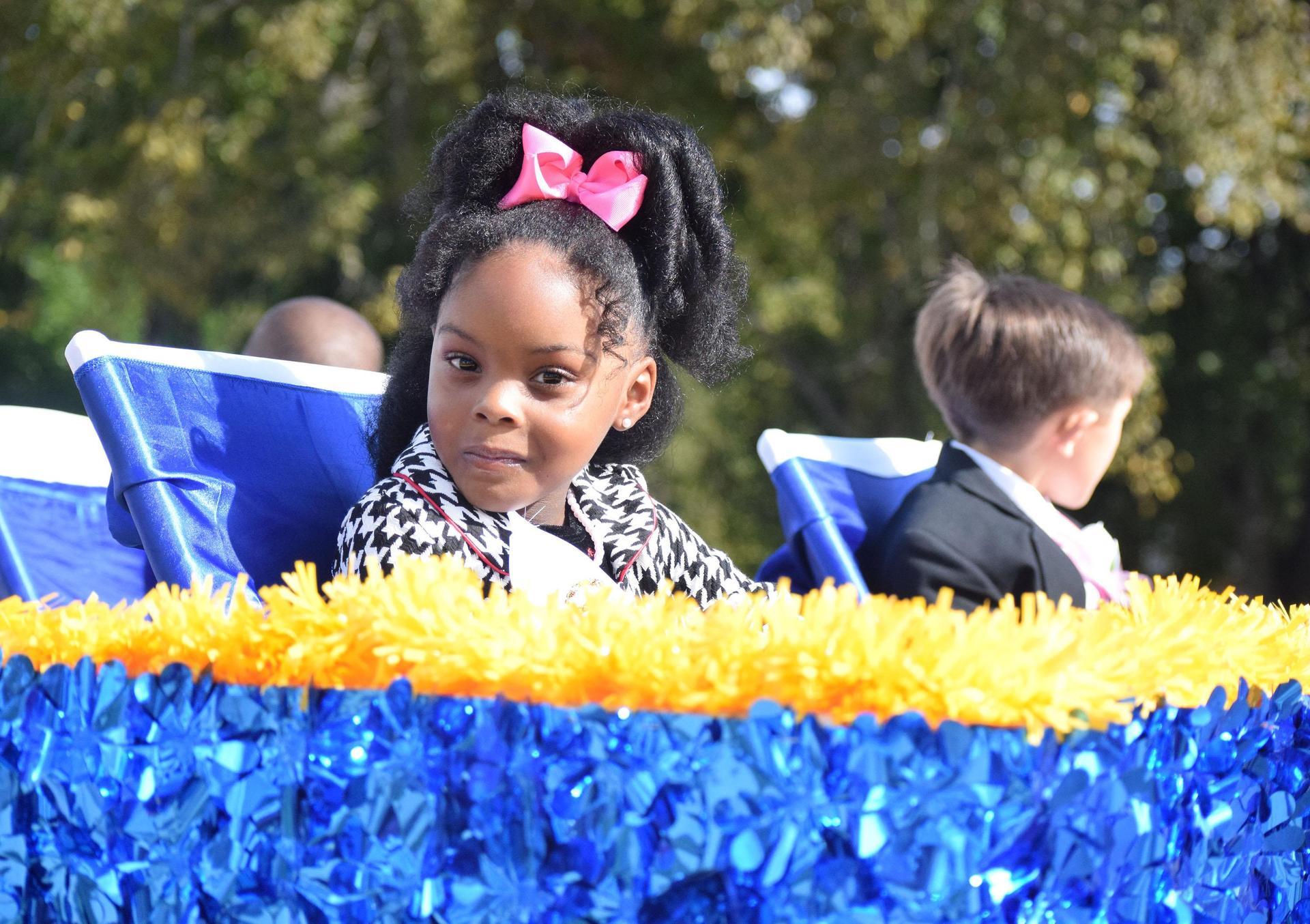 Susie B. West Elementary School Float 2018