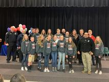 Grantsville City Police and Student Council