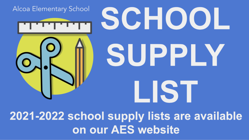 AES 2021-22 Supply List