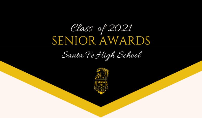 2021 Senior Awards Banner