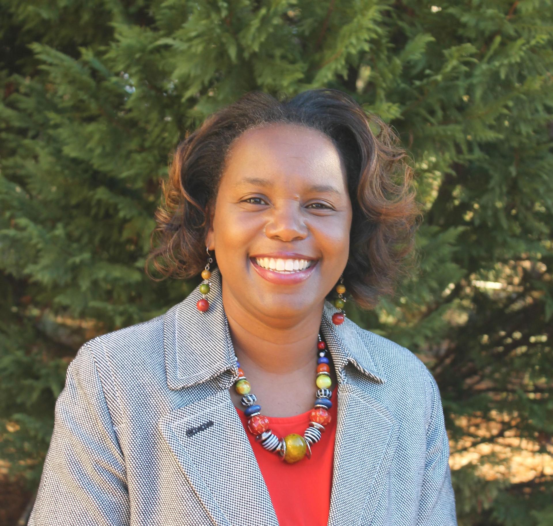 Headshot of Debra Tindall