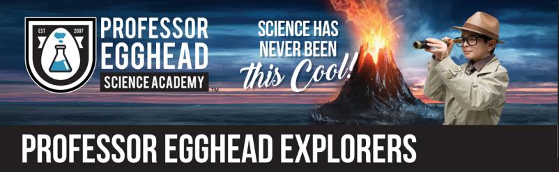 Egghead Explorers
