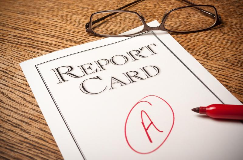 Report cards will be distributed to parents on Thursday, April 2, 2020 Featured Photo