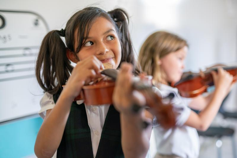 Music Education and Brain Development Featured Photo