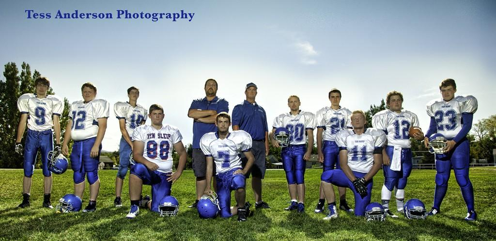 2016 High School Football team