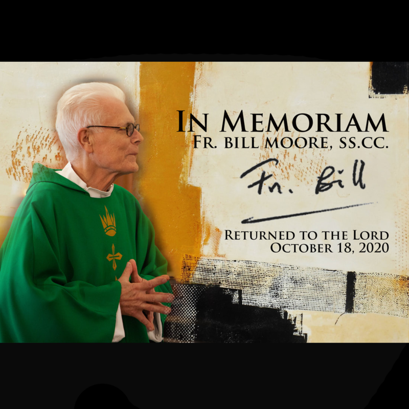In Memoriam: Fr. Bill Moore, SS.CC. '67 Featured Photo