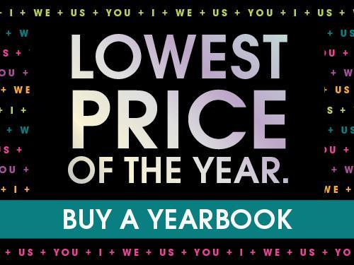EWMS Yearbooks are on sale now at the lowest price of the Year. Thumbnail Image