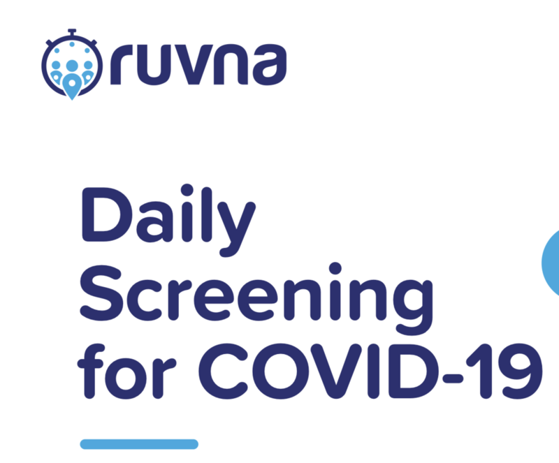 New Health Screener starting Tuesday 30 March Featured Photo