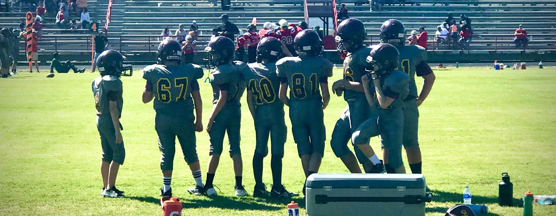 Jr. Hornet Football