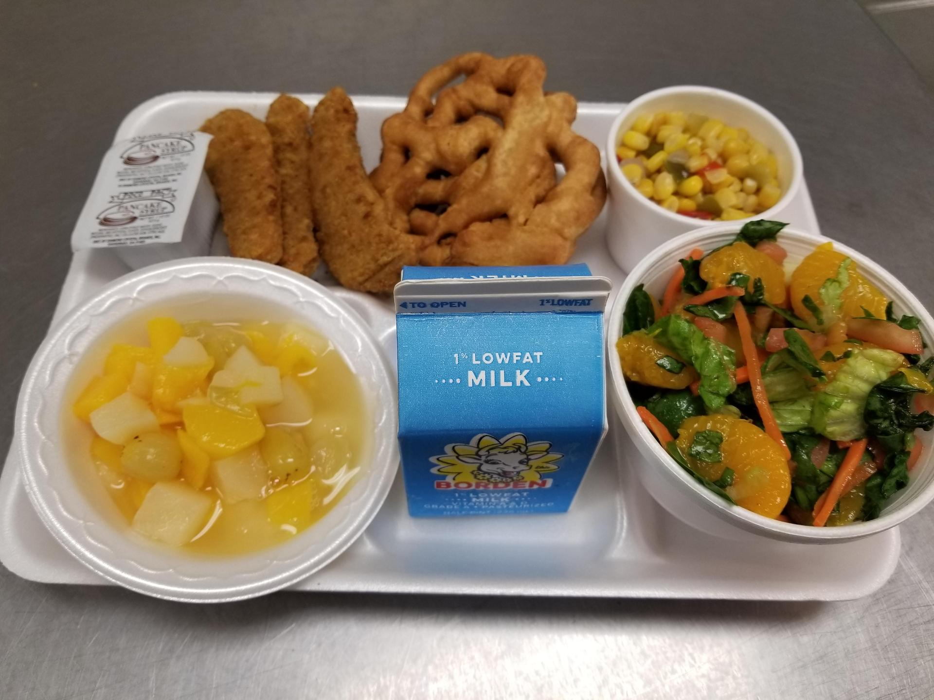 Chicken and Waffles Elementary