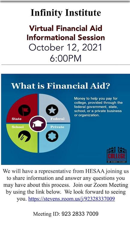 Virtual Financial Aid Night Information Featured Photo