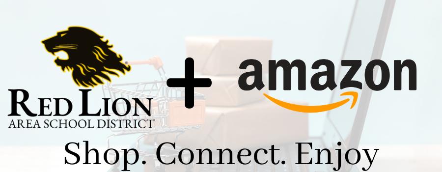 RLASD + Amazon. Shop. Connect. Enjoy.