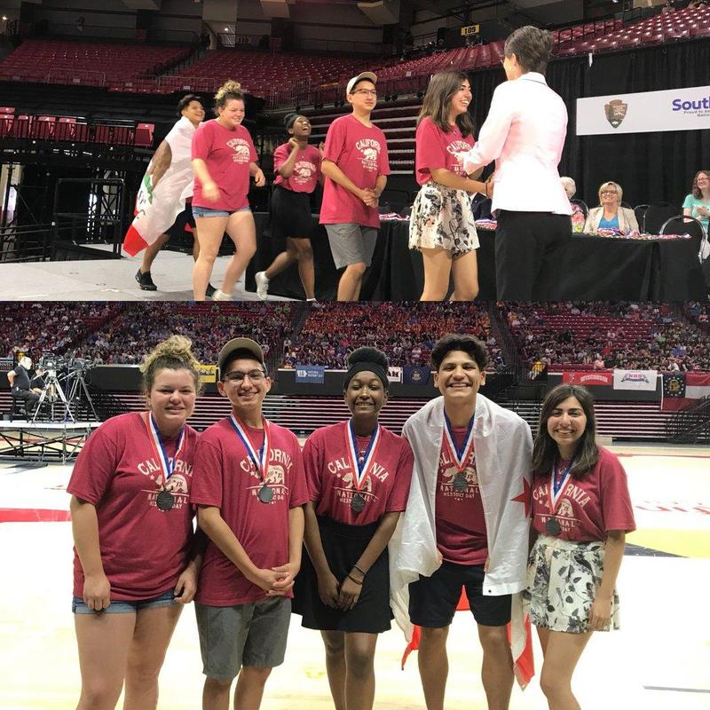 Valley View High wins 2nd place at National History Day Competition
