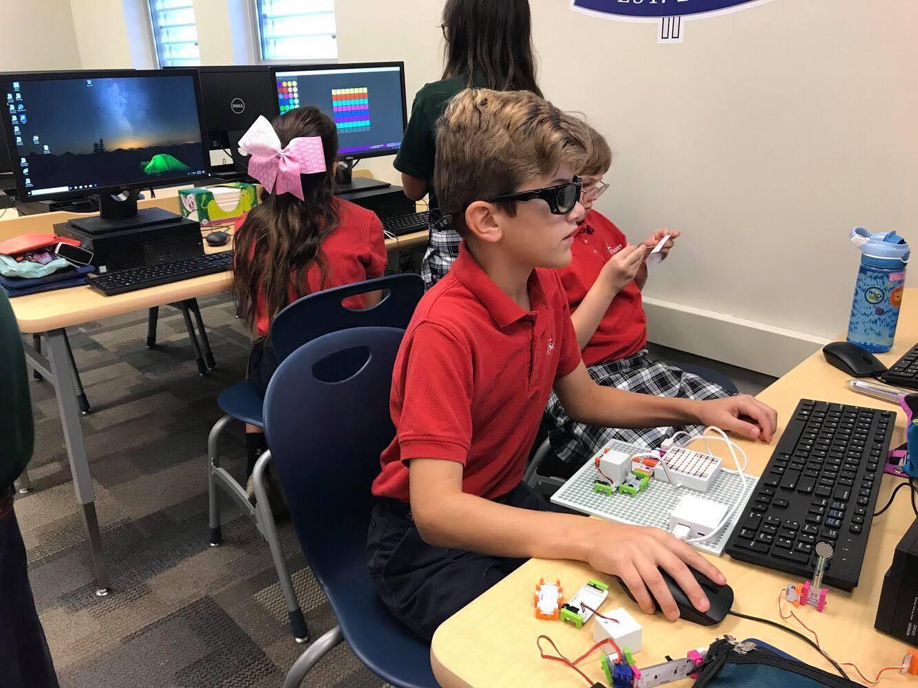 LittleBits Coding