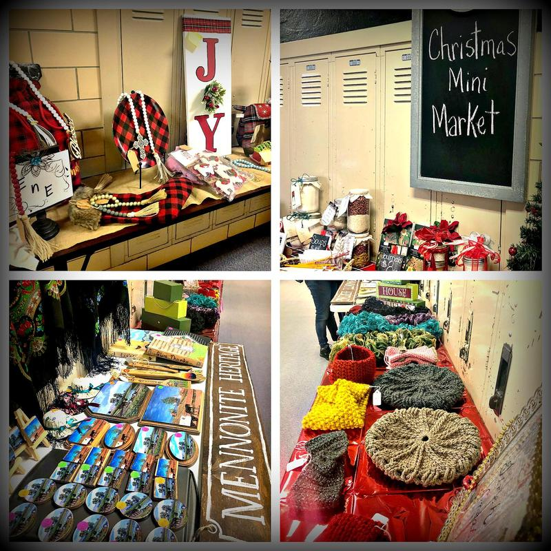 Christmas Mini Market photo