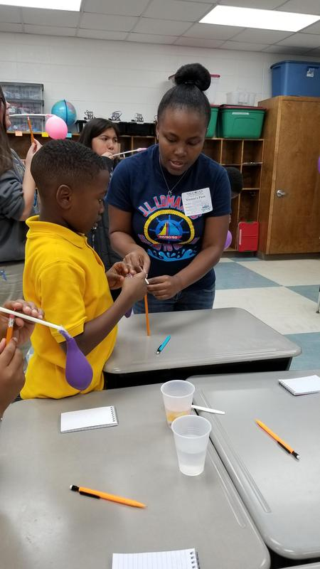 Lomax Science Experiment