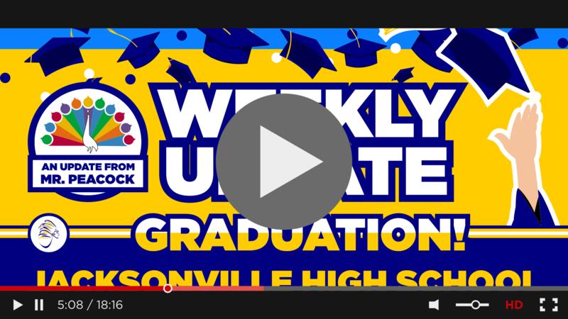 Graduation Weekly Update