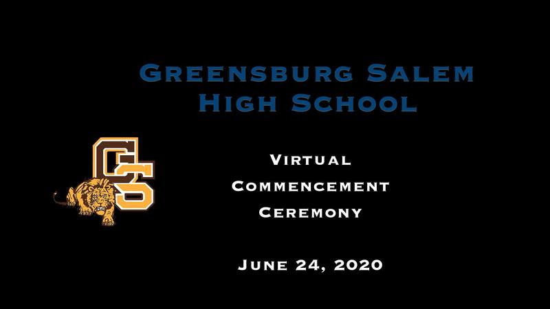 2020 - Virtual Commencement Ceremony Featured Photo