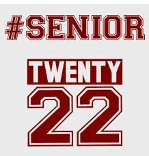 Seniors 2022