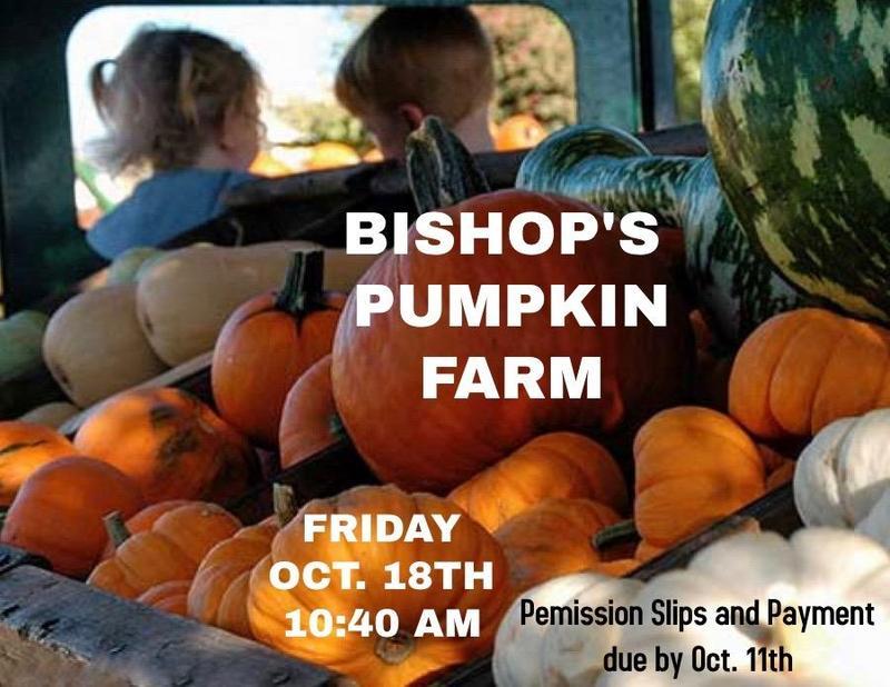 Pumpkin Farm Flyer