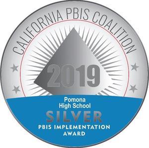 PBIS 2019 Award Seal