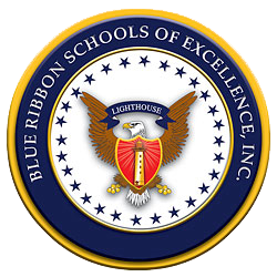 Blue Ribbon Schools of Excellence Logo