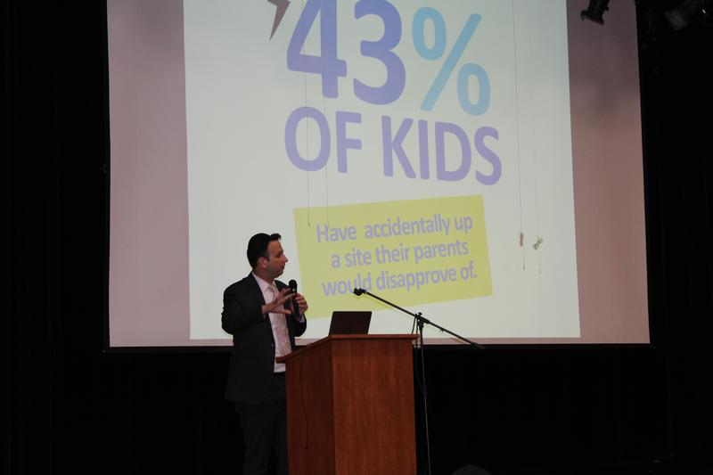 Dr. Shapiro Speaks about Technology and our Kids Featured Photo