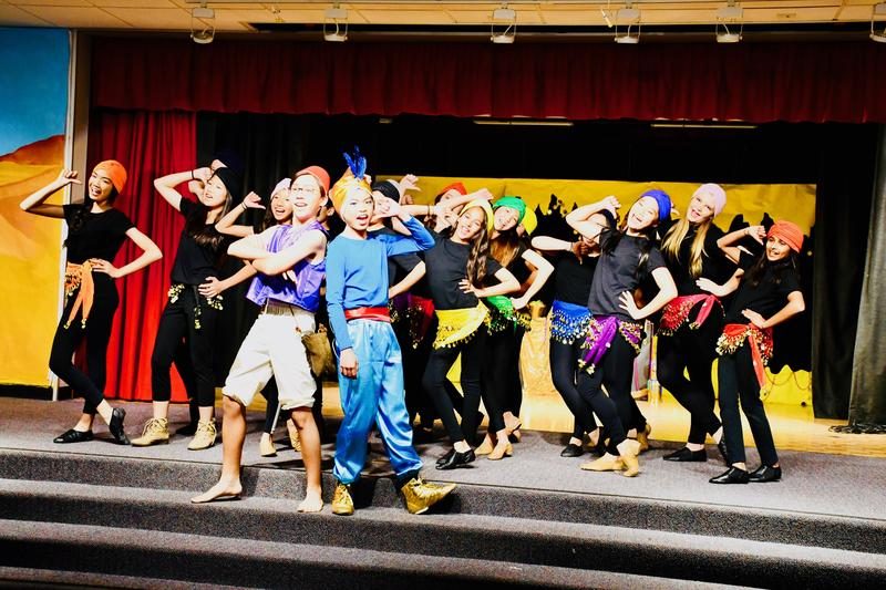 """Aladdin"" Opening Tonight on Chaparral Stage Featured Photo"