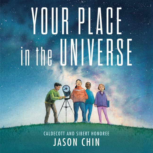 Your Place in the Universe Cover