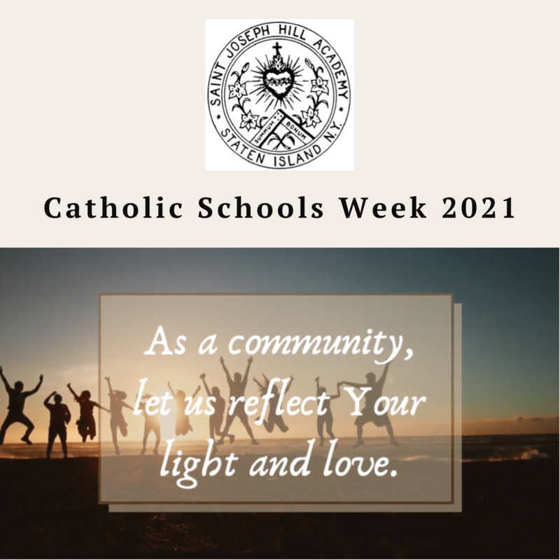 Catholic Schools Week begins! Featured Photo