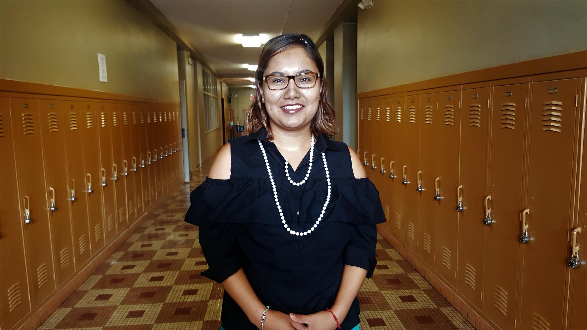Anna Guzman, Assistant to the Principal