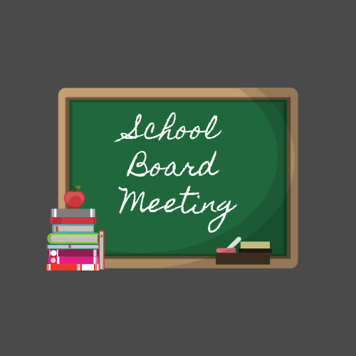 School Board Meeting on 11/20/2019 Thumbnail Image