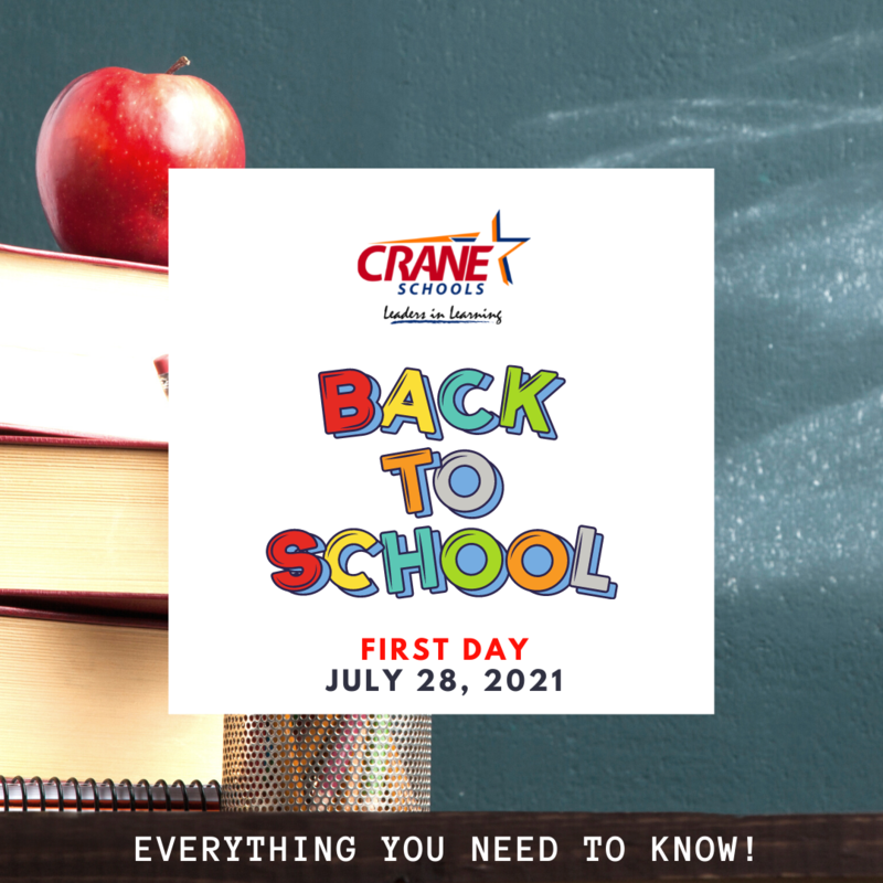 Back to School! Featured Photo
