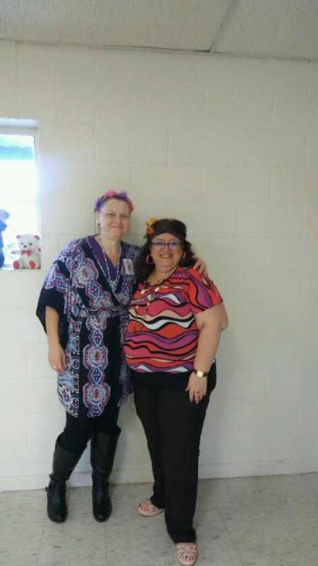 70's day at TEAM School
