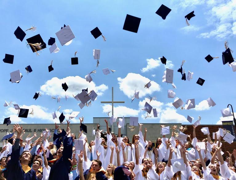 Watch the 9th Commencement of Pope John Paul II High School Thumbnail Image