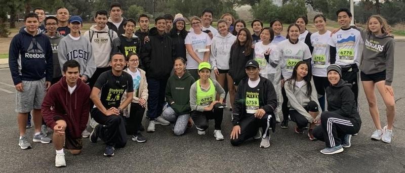 SRLA Students 1 Step Closer to Completing the LA Marathon Featured Photo