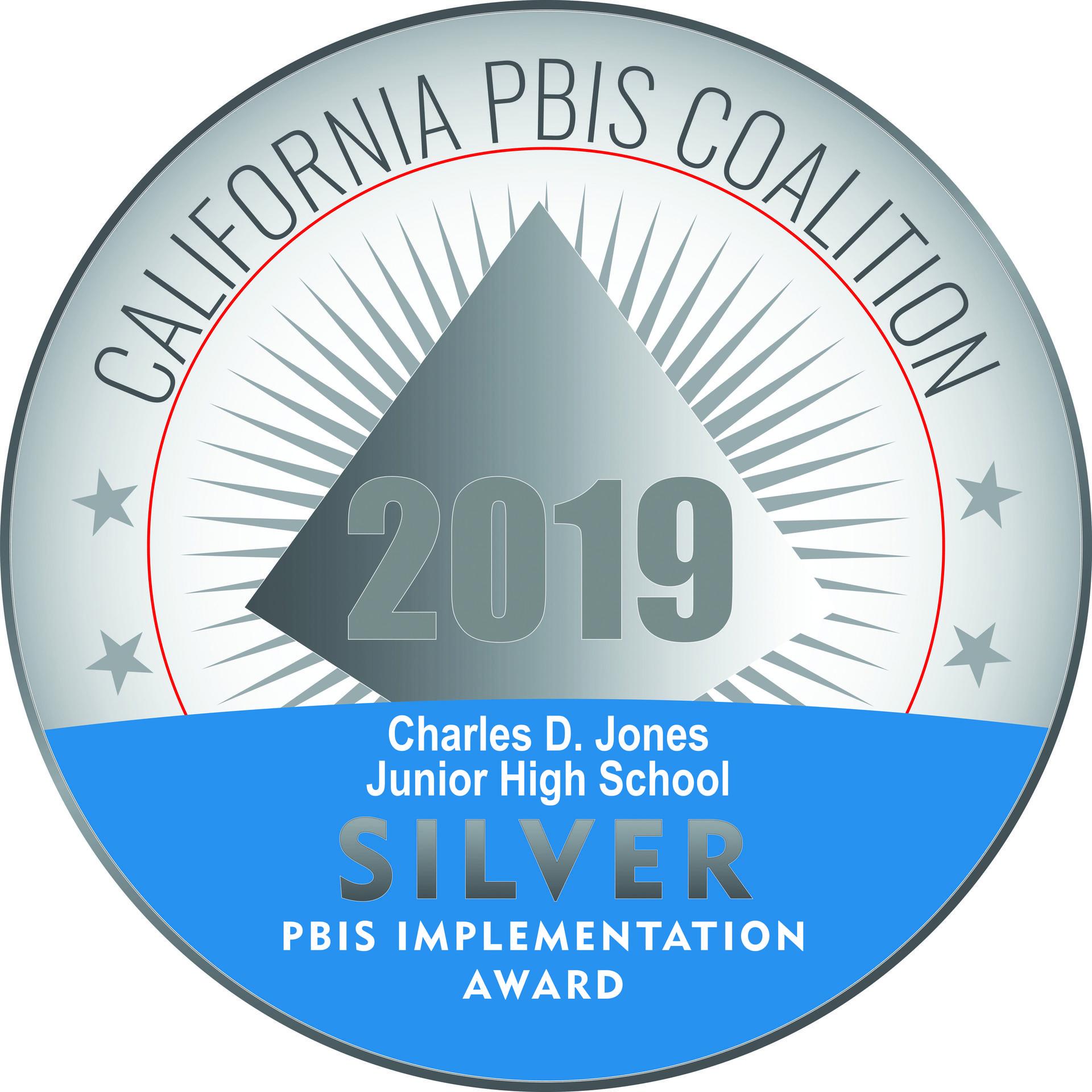 2019 PBIS Seal