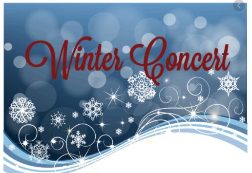 NBHS Winter Concert