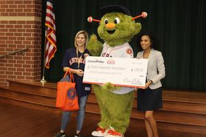 Allison Bearden ConcoPhillips Teacher of the Month