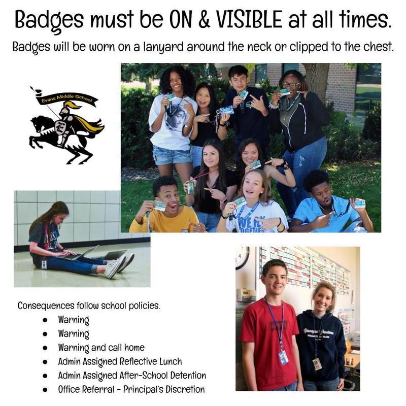 Badge protocols