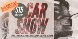 Godley Car Show Flyer