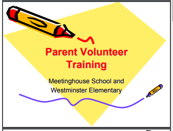 parent volunteer