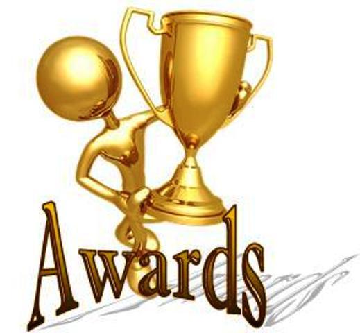 awards trophy image