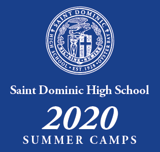 St. Dominic High School 2020 Summer Camps Featured Photo