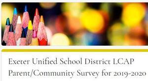 lcap parent survey header photo