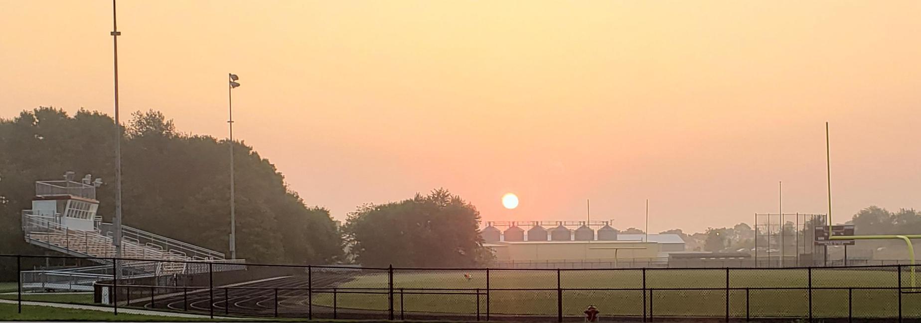 fball sunrise